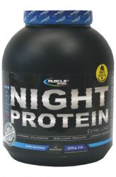 Detail zu zeigen - Muscle Sport Night Extralong Protein 2270 g