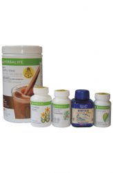 Detail zu zeigen - Herbalife USA Cellular Nutrition (5 Ordner, Cocktail 750 g)