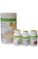 Detail zu zeigen - Herbalife USA Kit für optimale Ernährung (Cocktail 750 g)