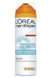 L'Oréal Rasiergel für empfindliche Haut 200 ml