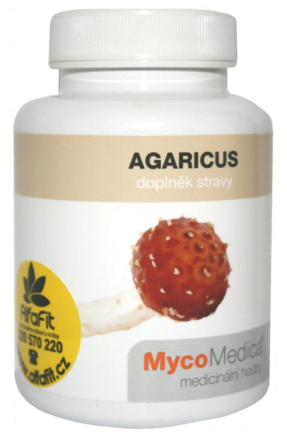 MycoMedica Agaricus doplněk stravy 90 kapslí
