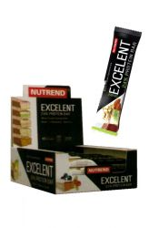 Nutrend EXCELENT PROTEIN BAR DOUBLE 18 x 85 g