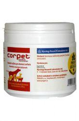 MRL Corpet Pulver 250 g ─ Veterinärmedizin mit der Trametes versicolor (Coriolus versicolor)