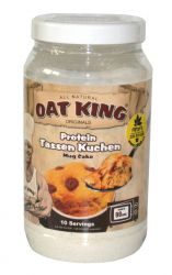 Oat King Protein muffin 500 g příchuť chocolate chip cheesecake