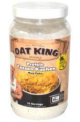 Oat King Protein muffin 500 g příchuť lemon poppy seed