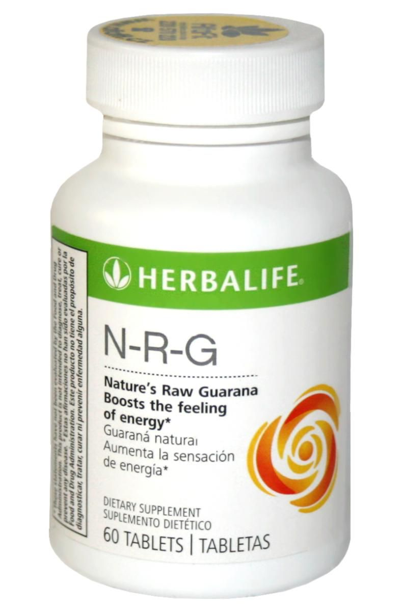 Herbalife Guaranové tablety NRG 60 tablet