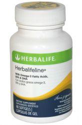Herbalife Herbalifeline 60 cps ─ import USA