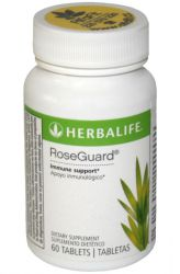 Herbalife RoseGuard 60 Tabletten ─ USA import