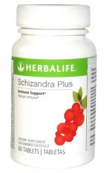 Herbalife Schizandra Plus 60 Tabletten ─ USA import