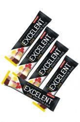 Nutrend Excelent Protein bar Double 40 g ─ 4 + 1 KOSTENLOS