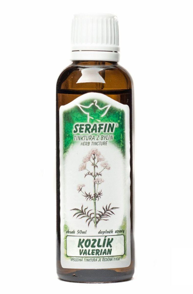 Serafin Kozlík - Tinktura z bylin 50 ml