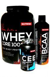 Praktischen Paket zum Aufnehmen von Muskelmasse 1