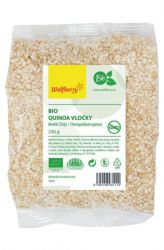 Wolfberry BIO Quinoa Flocken 250 g