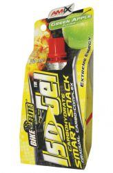 Amix IsoGel Carbo-Smart Snack 70 ml - příchuť zelené jablko