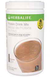 Herbalife Protein Drink Mix 638 g – Geschmack Schokolade