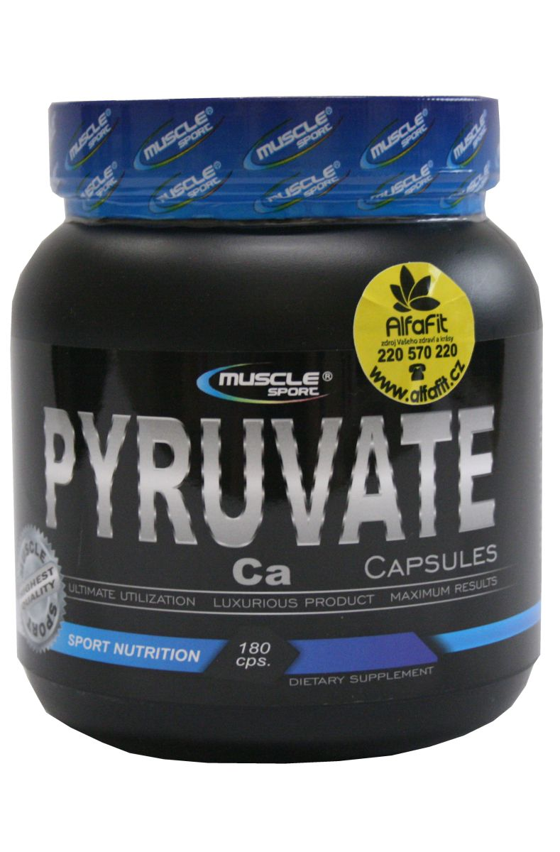 Muscle Sport Ca Pyruvate 180 tablet