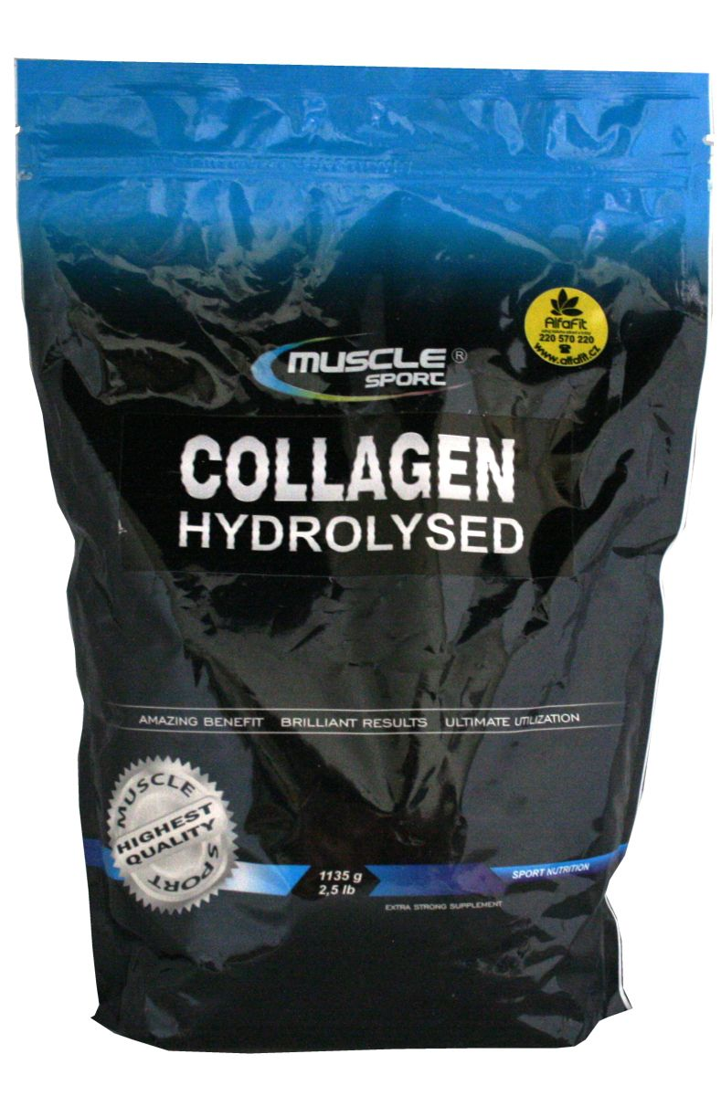Muscle Sport Hydrolysate Collagen 1135 g