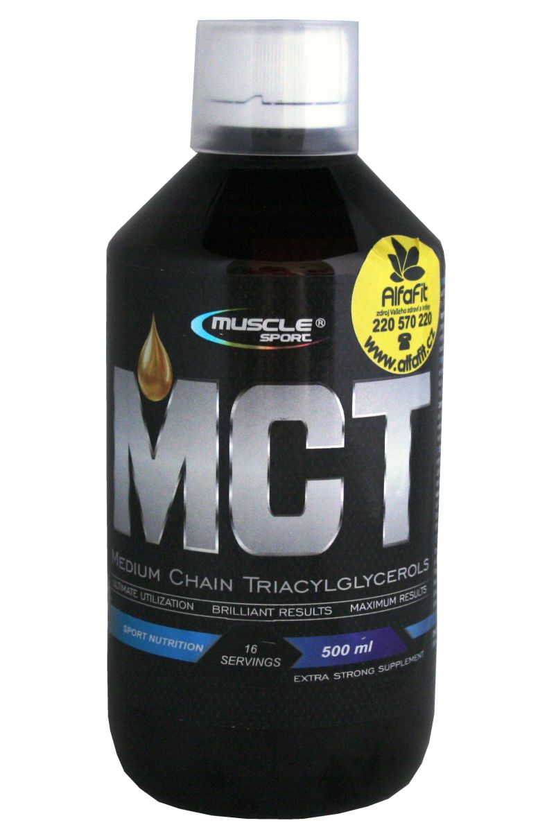Muscle Sport MCT oil