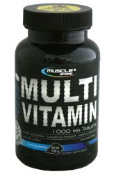 Muscle Sport Multivitamin 90 Tabletten
