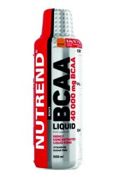 Nutrend BCAA LIQUID 500 ml ─ Orange
