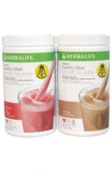 SET 2x Herbalife Formula 1 ─ Gesunde Mahlzeit Cocktail 750 g