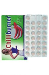 Good Nature Chilliburner 30 Tabletten