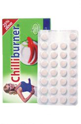 Good Nature Chilliburner 60 Tabletten