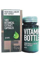 Good Nature Vitamin bottle – Fucus Algen und Apfelessig 60 Kapseln