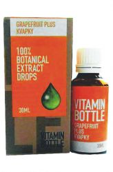 Good Nature Vitamin bottle – Grapefruit plus 30 ml