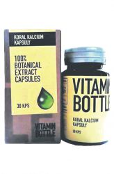 Good Nature Vitamin bottle – Koral Kalzium 30 Kapseln