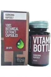 Good Nature Vitamin bottle – Kurkuma 30 Kapseln