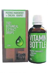 Good Nature Vitamin bottle – Milchdistel & Nessel 50 ml