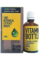 Good Nature Vitamin bottle – Vitamin C mit Extrakten aus Traubenkernen 50 ml