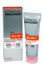 L'Oréal Feuchtigkeitscreme ALL–IN–1 für normale Haut 75ml