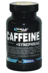 Muscle Sport Caffeine + Synephrine 90 Kapseln
