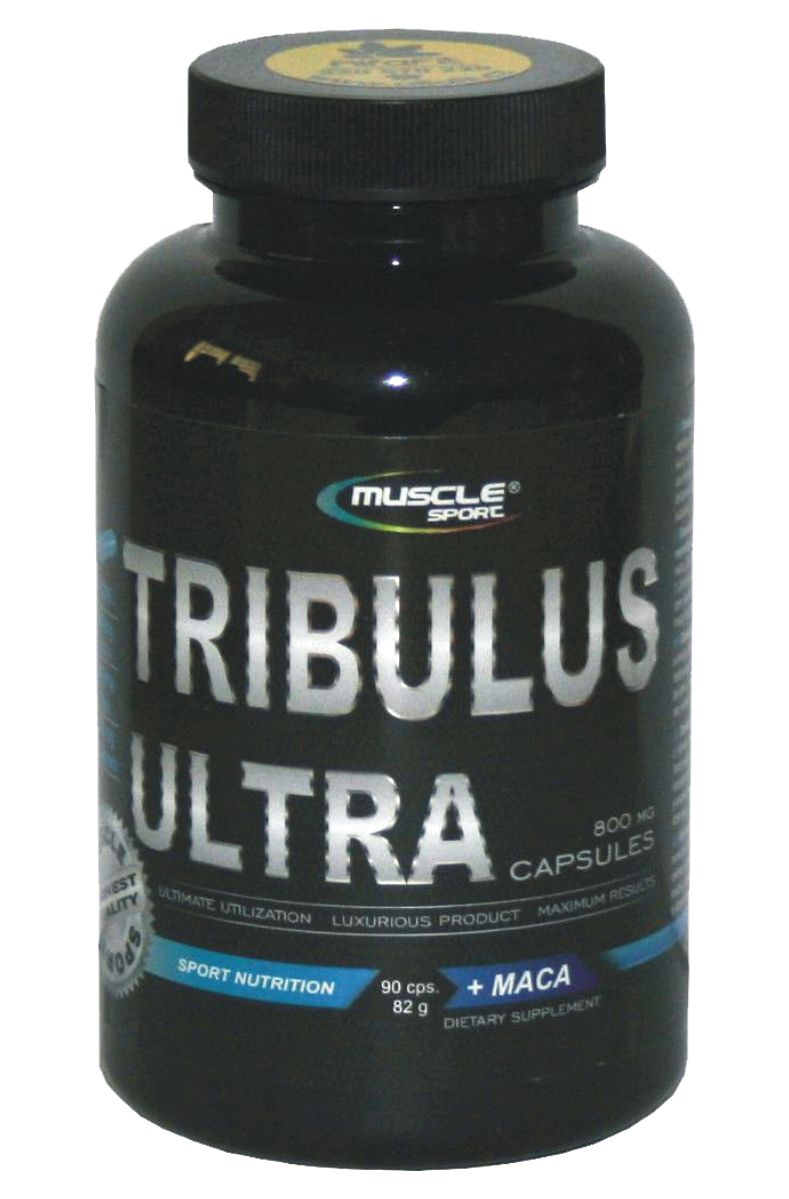 Muscle Sport Tribulus Ultra 90 kapslí