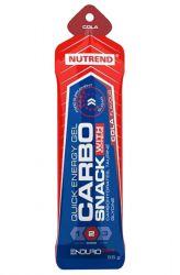 Nutrend Carbosnack with caffeine Tasche 55 g – cola