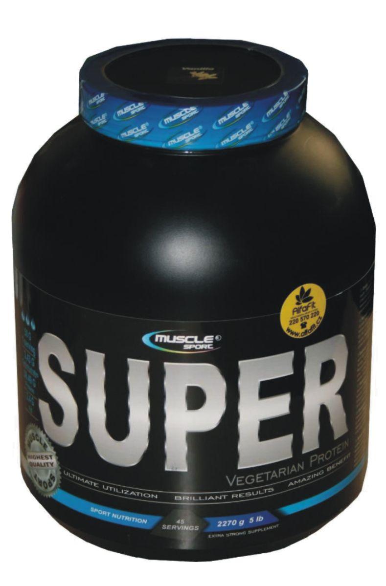 Muscle Sport Vegetarian Super Protein 2270 g