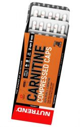 NUTREND CARNITINE COMPRESSED CAPS 120 Kapseln