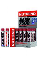 Nutrend  AAKG 7500 – 20 x 25 ml – Geschmack Schwarze Johannisbeere