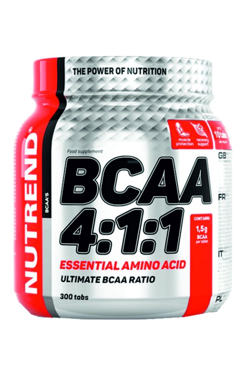 Nutrend BCAA 4:1:1 TABS 300 tablet