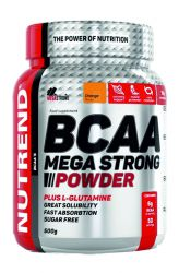 Nutrend BCAA MEGA STRONG POWDER 500 g