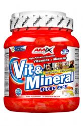 Amix Vit&Mineral Super Pack 30 Taschen