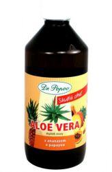 Dr. Popov Aloe Vera gel mit Geschmack 500 ml