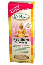 Dr. Popov Psyllium - vláknina 200 g