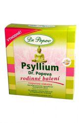 Dr. Popov Psyllium - vláknina 500 g