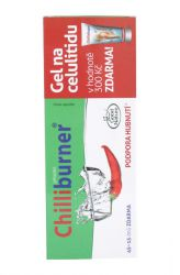 Good Nature Chilliburner 60 Tabletten + Anti-Cellulite Gel GRATIS