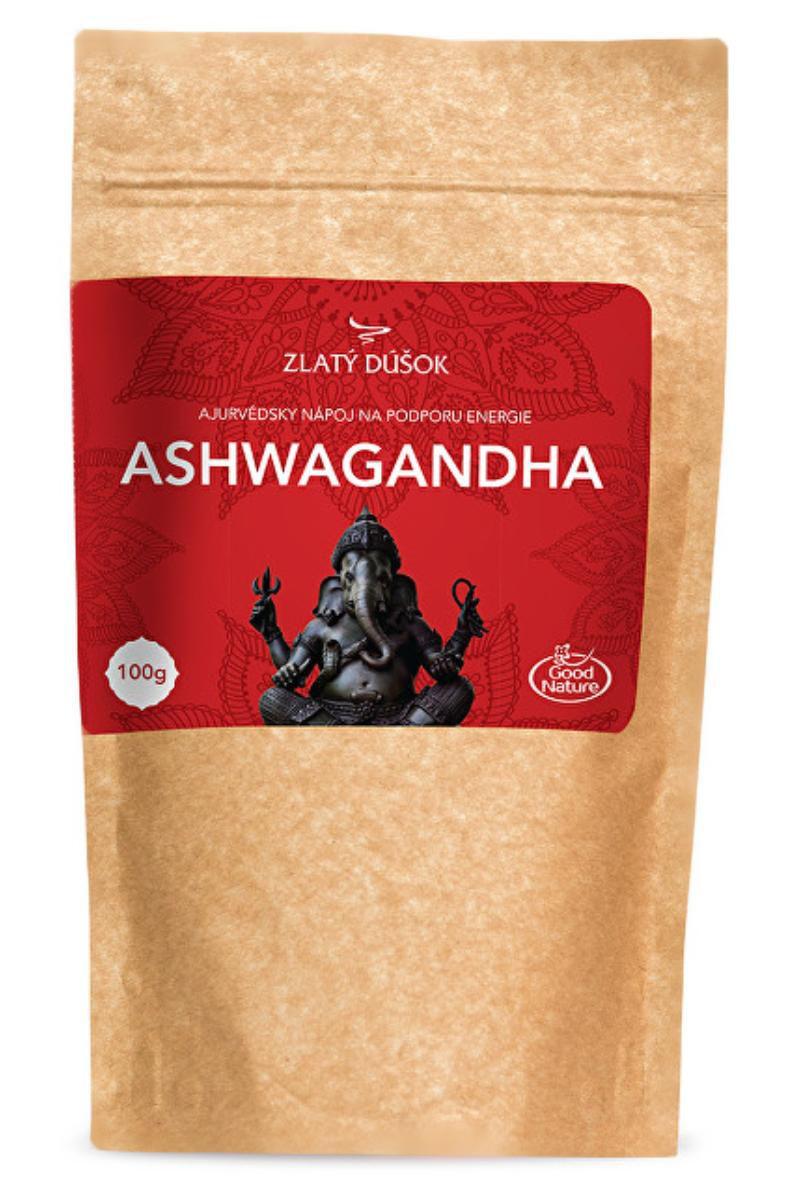 Good Nature Zlatý doušek - ashwagandha 100 g