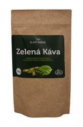 Good Nature Zlatý doušek - grüner Kaffee mit Kardamom 100 g