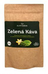 Good Nature Zlatý doušek - grüner Kaffee mit Vanille 100 g